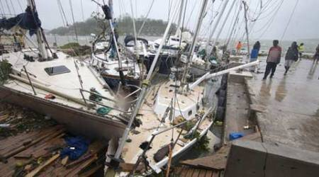 Pacific's Vanuatu in wrecks after cyclone Pam; 8 confirmed dead, aid on way for others
