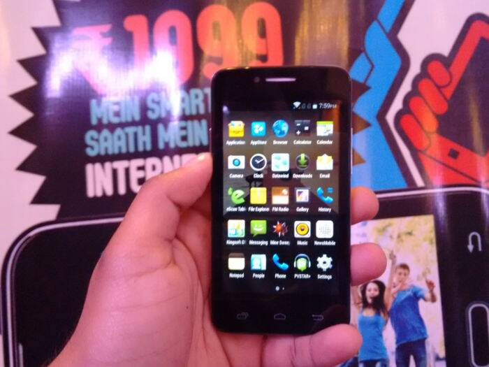 DataWind, PocketSurfer 3G4,, Reliance, free internet