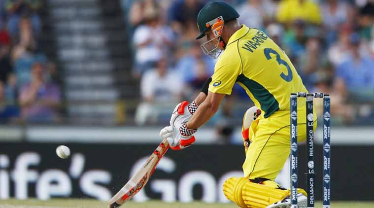 Australia back to dominating ways