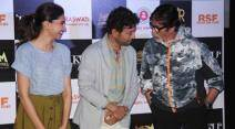 Amitabh Bachchan, Deepika Padukone, Piku trailer