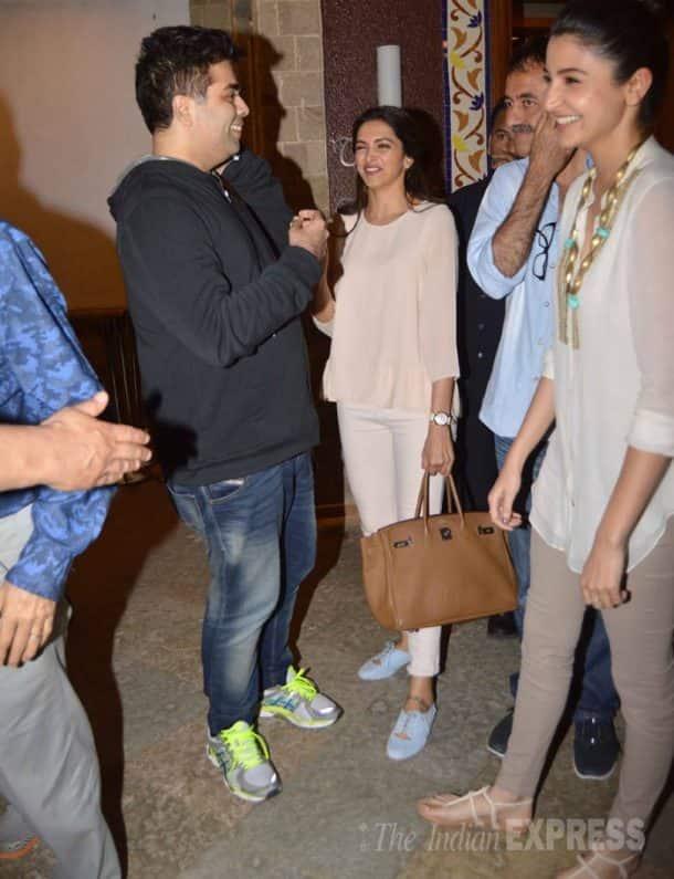 Bollywood meets I&B Minister: Aamir Khan, Anushka, Deepika, Vidya at censor board meet