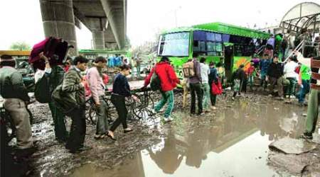 No more drain-clearing funds to civic bodies if rains cause water-logging