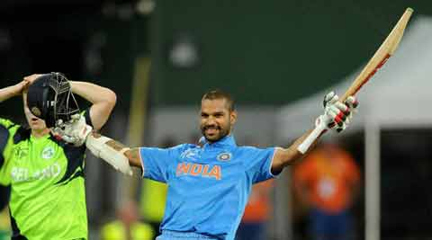 Shikhar Dhawan ascends to 6th spot in latest ICC ODI rankings