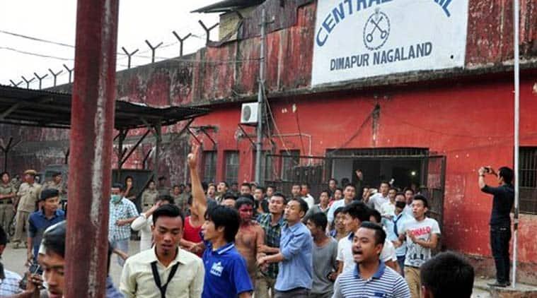 Nagaland, Dimapur lynching, dimapur rape accused, Syed Sharif Khan, Syed Sharif Khan Bangladeshi, Syed Sharif Khan Armymen, india bangladeshis, india news, dimapur news, indian express