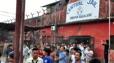 A month after mob lynched jail inmate, Dimapur gets PoliceCommissionerate