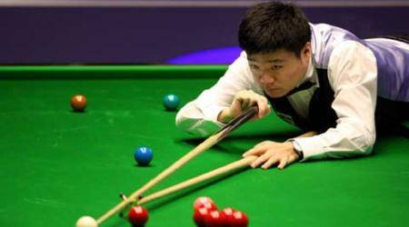 Junhui Ding, Michael White, Michael White Indian Open, Indian Open, sports, sports news, snooker, snooker news