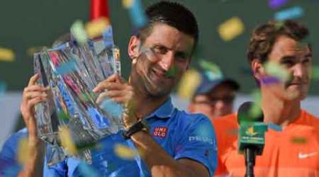 Novak Djokovic, Roger Federer, Federer Djokovic, Djokovic Federer, Indian Wells Tennis, Tennis Indian Wells, Tennis News, Tennis