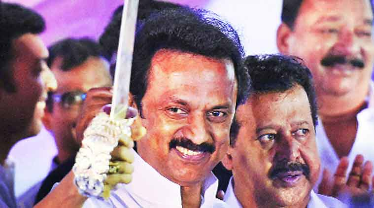 DMK observed the birthday of youth wing secretary M K Stalin as 'Youth Awakening Day' on Sunday. (PTI)