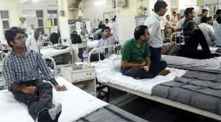 vadodara SSG hospital, hospital in vadodara, health and family welfare department, gujarat news