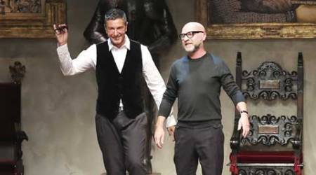 Dolce & Gabbana say comments about family not meant tojudge