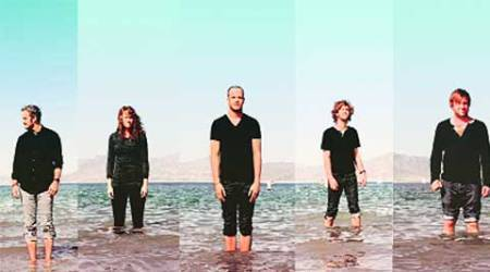music, music review, Smoke+Mirrors, Imagine Dragons, Universal Music, Christ, Arcade Fire, Alex Da Kid