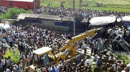 janata Express accident,