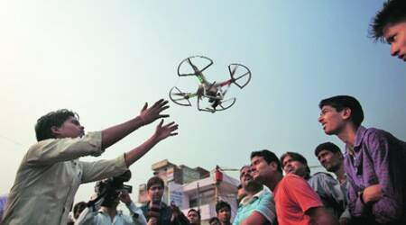 Govt nod may clear skies for civil use ofdrones