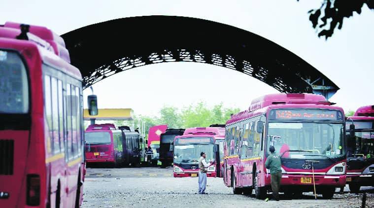 DTC, delhi traffic, Delhi buses