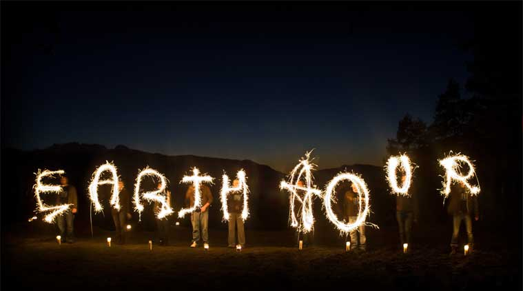 Don't just switch off lights, practice mindfulness this Earth Hour