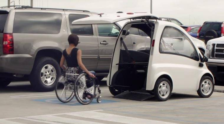 Kenguru, Kenguru-Get Mobile, automobile company, for differently abled, car for disabled, Hungary, good news, Stacey Zoern, trending  news