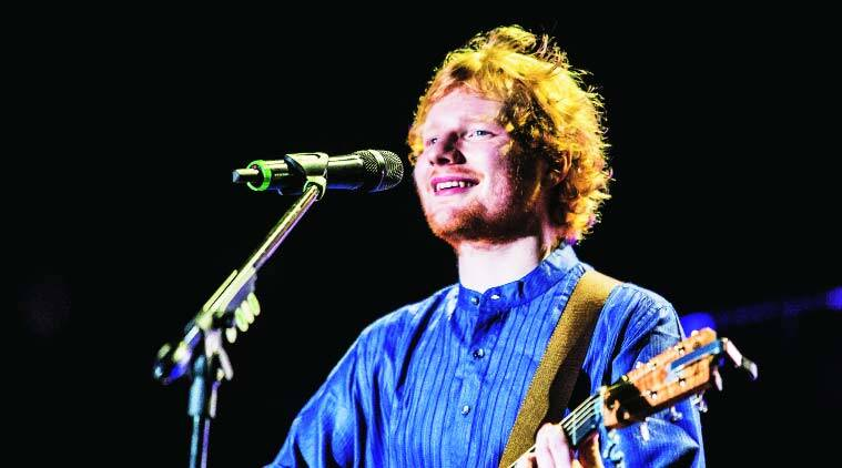 Image result for ed sheeran india