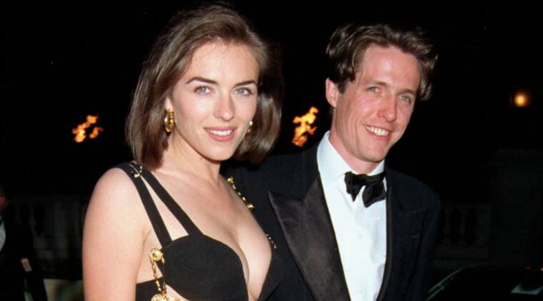 Hugh Grant is very annoying: Elizabeth Hurley | The Indian ...