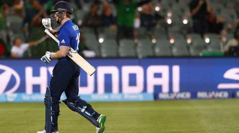 I haven't thought a great deal about leaving captaincy, says Eoin Morgan
