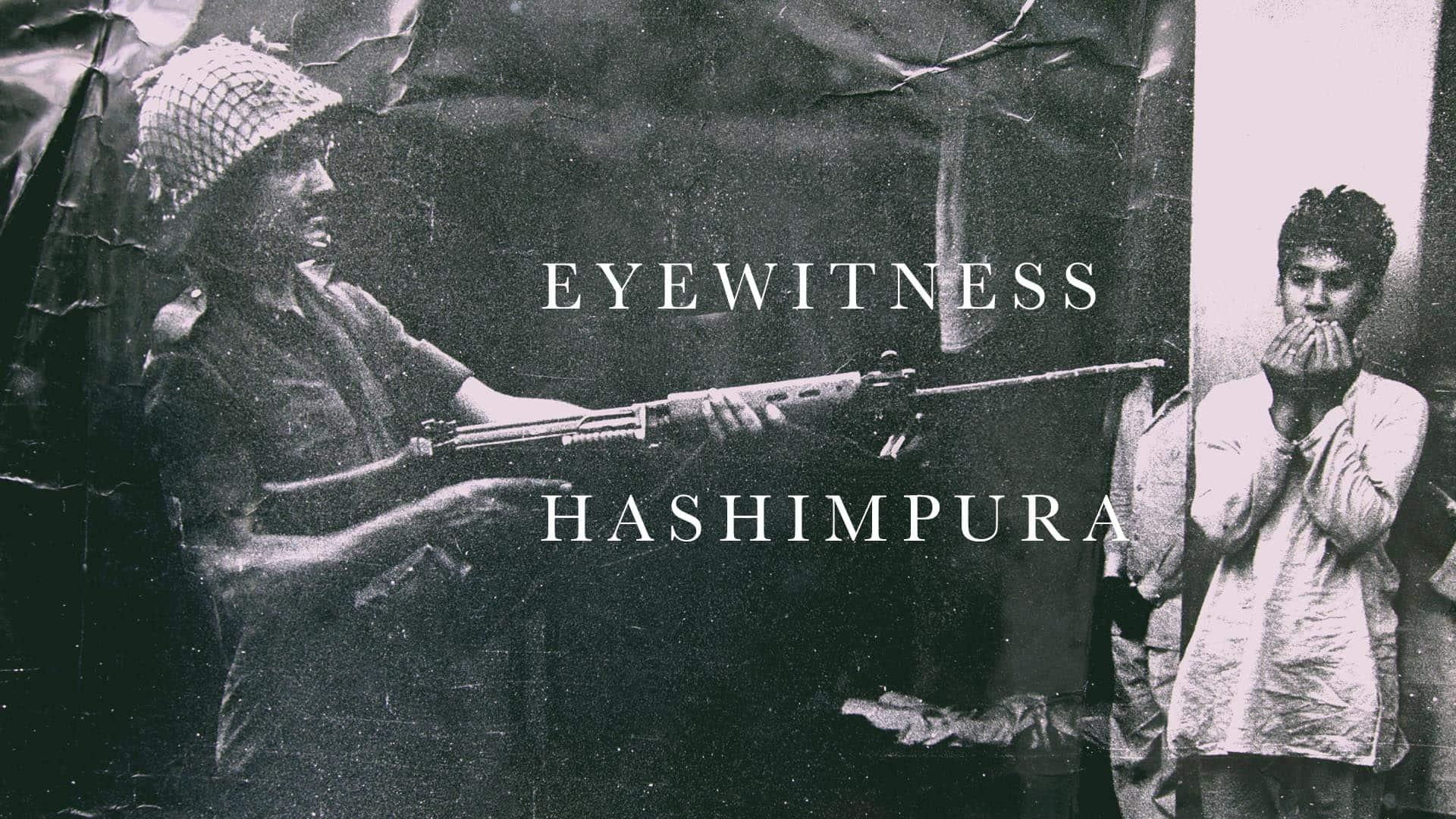 Photographer Praveen Jain was in the Meerut neighbourhood on May 22, 1987, hours before the Hashimpuramassacre