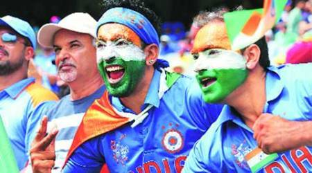 Students add to Team India fan club