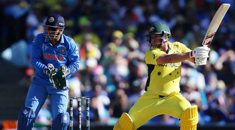India vs Australia, semi-final: Aaron Finch changes gears, doesn't give an inch