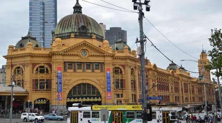 Flinders Street Train Station (Source: Sandip Hor)
