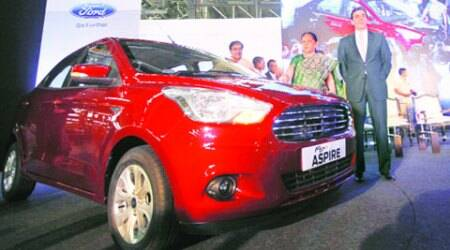 Ford flags off Sanand plant in a bid to 'Make in India', triple itsexports
