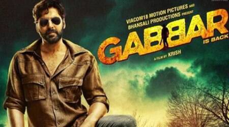 Gabbar is Back movie review: Akshay Kumar does everything he's done before