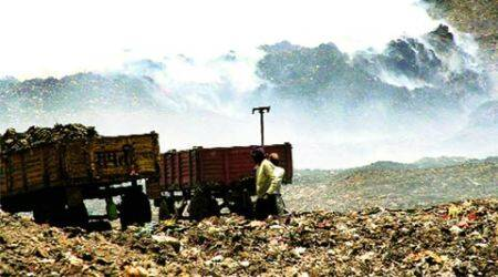 500-tonne garbage can flow out for now, conditionsapply