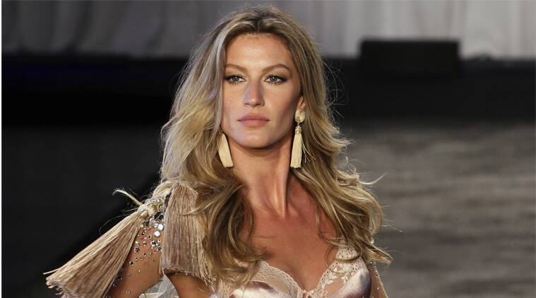 My body asked me to quit ramp walk: Giselle Bundchen | The ... Gisele Bundchen