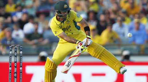 Glenn Maxwell, Michael Clarke, Australia vs Afghanistan, Cricket World Cup 2015, Cricket World Cup, World Cup 2015, Cricket News, Cricket