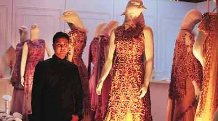 Fashion Fantasy: Designer Shantanu Goenka on his couture exposition