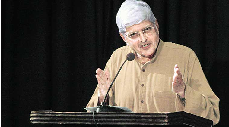 18 parties unanimously choose Gopalkrishna Gandhi as Vice Presidential candidate: Sonia Gandhi
