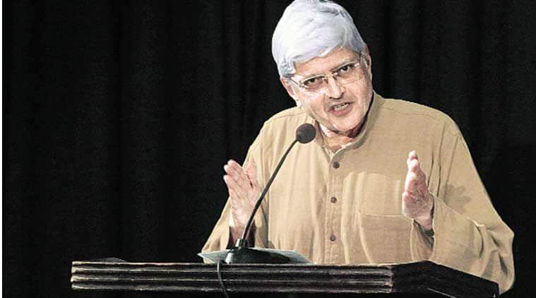Gopalkrishna Gandhi, who is gopalkrishna gandhi, gopalkrishna gandhi vice president, opposition choice for vice president, India news, Indian Express