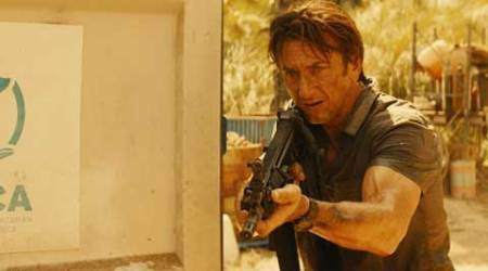 The Gunman, the gunman movie, the gunman movie review