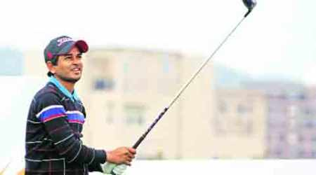 Caddy-turned-professional golfer from city wins Hyderabad title