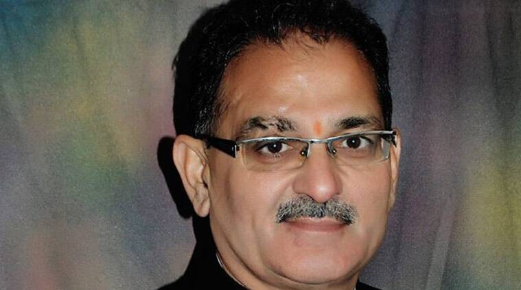 Jammu and Kashmir Deputy Chief Minister Kavinder Gupta.