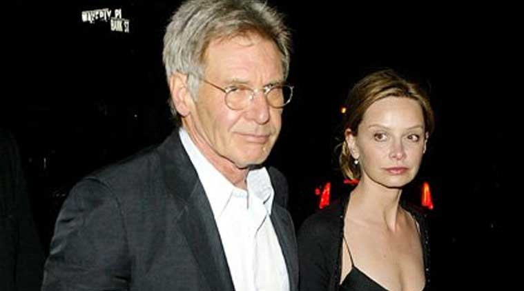 Harrison Ford Calista Flockhart Got Married