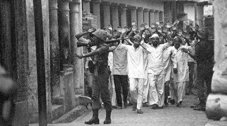 Chronology: 1987 Hashimpura massacre