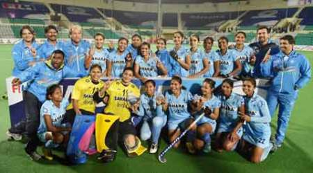 India take step towards 2016 Olympic qualification