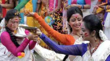 Holi advisory: Don't hug the crowd, just greet withnamaste