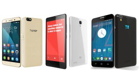 Buyer's guide: Huawei Honor 4X vs Xiaomi Redmi Note 4G vs Yu Yureka
