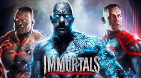 WWE Immortals game review: Don't try this on yourdevice