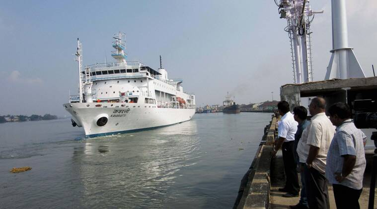indians in Yemen, yemen indians, indian ships, indian ships yemen, M V Kavaratti, M V Corals, Indian evacuees yemen, Indian navy ships, Yemen, Indian evacuees, india news, indian express, indians abroad