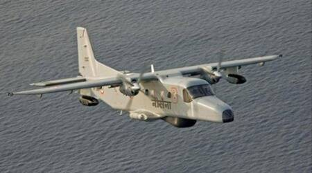 Indian Navy Dornier plane crashes in Goa; woman among 2 officers missing