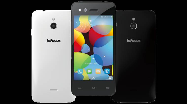 InFocus M2 is priced Rs 4,999