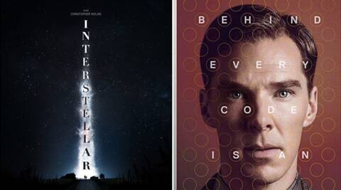 Interstellar, The Imitation Game