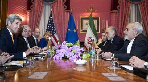 Iran nuclear talk, John Kerry, Iran -US nuclear talks, Javad Zarif, Iran nuclear power, Iran Nuclear deal, US John Kerry, Iran news, Middle east news, world news, International news