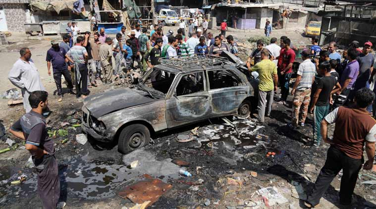 bijnor blast news, nia news, india news, indian express news
